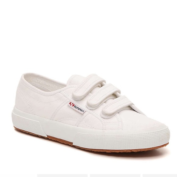 2750 Cotu Velcro White Sneakers | Poshmark
